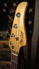 Circa 2010 Mike Lull M4 Bass with T-Bird Pickups