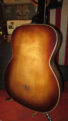 Circa 1937 Kay Craft Archtop Acoustic with Soundhole