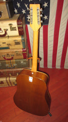 Circa 1964 Klira Dreadnought Acoustic