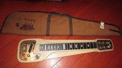 Vintage Circa 1954 Fender Champ Lap Steel All Original And Sounds Fantastic