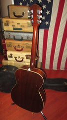 1967 Fender Sovereign Flattop Acoustic Guitar w/ Soft Case