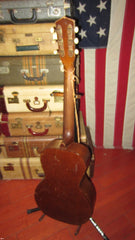 Circa 1964 Kay Small Bodied Parlor Guitar 3/4 Size