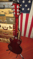 Original 1977 Gibson Les Paul Deluxe In Wine Red Finish