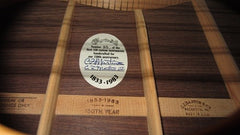 Original 1983 Martin 150th Anniversary HD-28 is #55 of 150 Acoustic