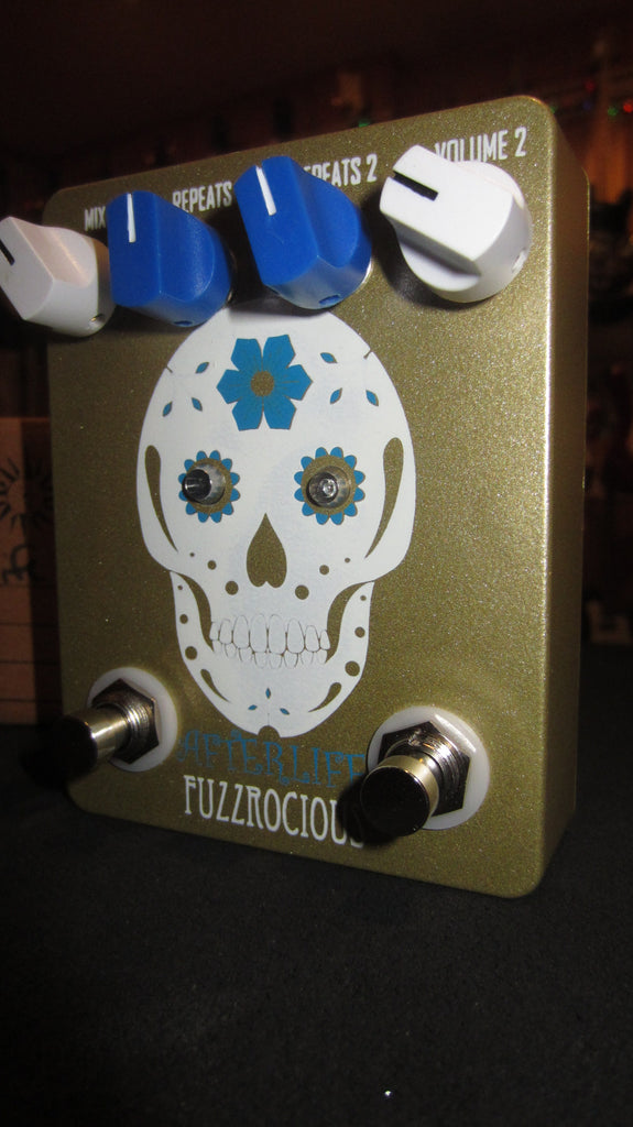 Pre-Owned Fuzzrocious Afterlife Reverb Pedal