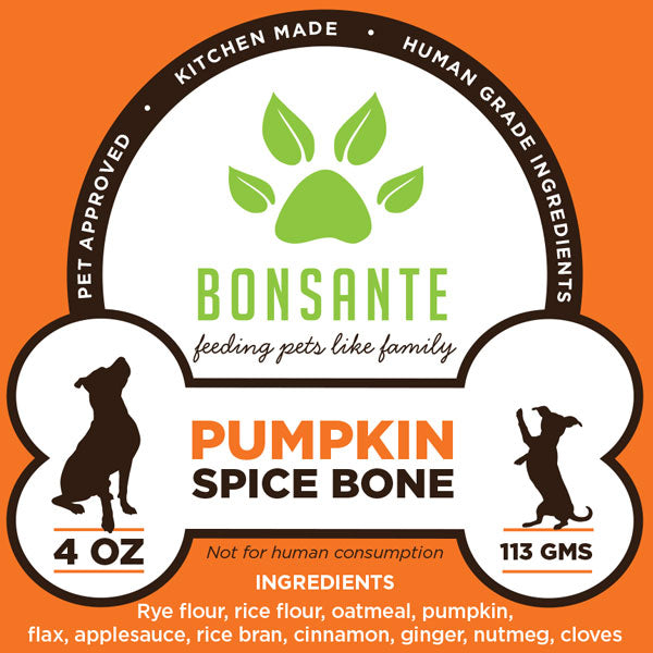 Pumpkin Spice Bone