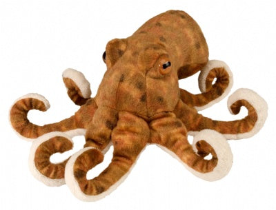 Cuddlekins Mini Octopus (8-inch)
