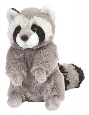 Cuddlekins Mini Raccoon (8-inch)