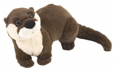 Cuddlekins Mini River Otter (10-inch)