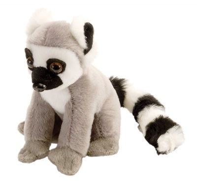 Itsy Bitsy Ring Tailed Lemur (5-inch)
