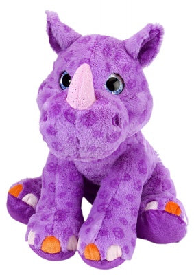 Sweet & Sassy Purple Rhino (12-inch)