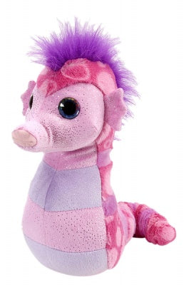 Sweet & Sassy Pink Seahorse (12-inch)