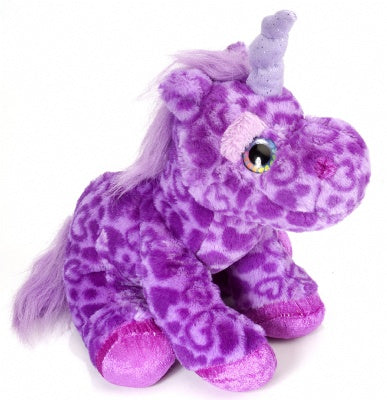 Sweet & Sassy Purple Unicorn (12-inch)