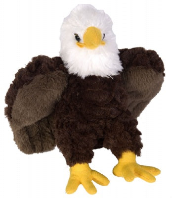 Cuddlekins Mini Bald Eagle (8-inch)