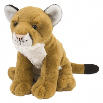 Cuddlekins Mountain Lion (12-inch)