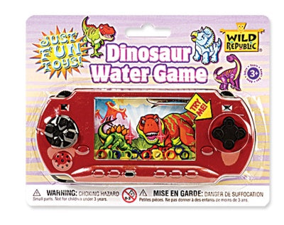 Water Skill Game (Dinosaur Theme)