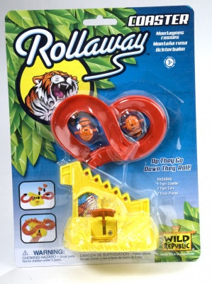 Tiger Rollaway Coaster Playset