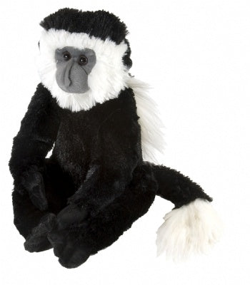 Colobus Monkey Cuddlekins (Large)