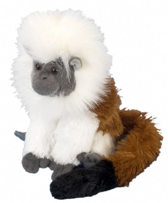 Mini Cottontop Tamarin Cuddlekins