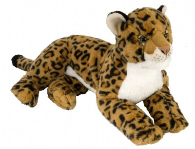 Leopard (16-inch Laying Cuddlekins Stuffed Animal)