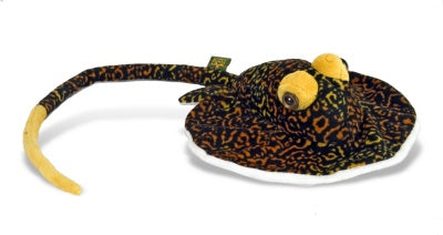 Cuddlekins Tiger Stingray 10-inch Plush