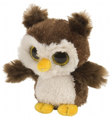 Root Beer Owl: Li'l Sweet & Sassy - Starry Eyes (5-inch)