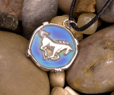 Mood Circle Necklaces - Horse