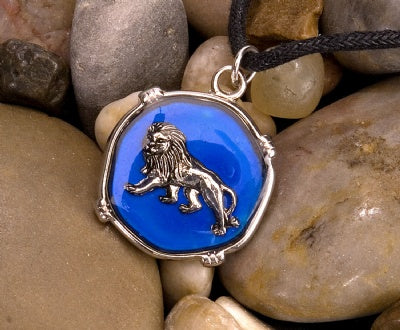 Mood Circle Necklaces - Lion