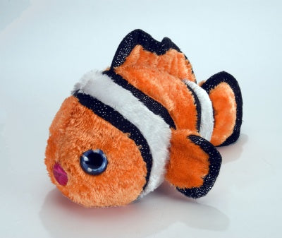 Clownfish Plush (Sweet & Sassy)