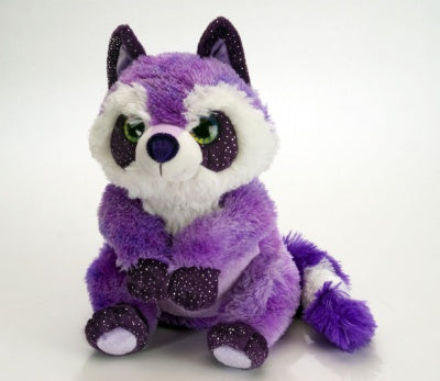 Purple Raccoon (Sweet & Sassy)