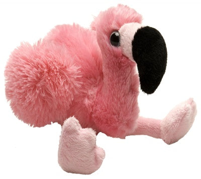 Hug Ems Plush Flamingo (7-inch)