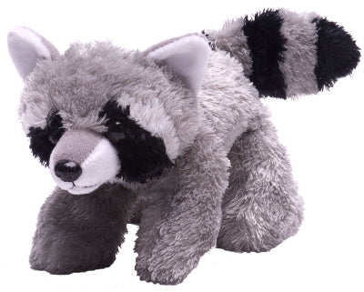 Hug Ems Plush Raccoon (7-inch)
