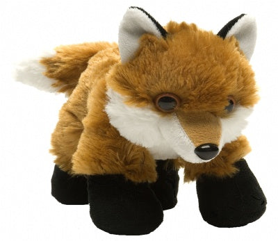 Hug Ems Plush Red Fox (7-inch)
