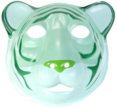 Mint Tiger Mask (Foam)