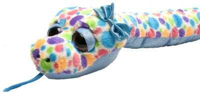 Sweet and Sassy Polka Dot Snake (54-inch Stuffed Animal