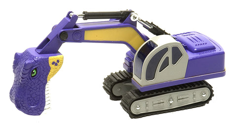Earth Movers Dino Digger (Purple)