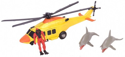 E-Team X Dolphin Rescue Playset