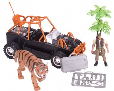 E-Team X Tiger Rescue Set