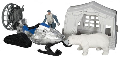 E-Team X Polar Expedition Playset
