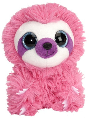 Lollipop the Sloth (Sweet and Sassy Stuffed Animal Collection)