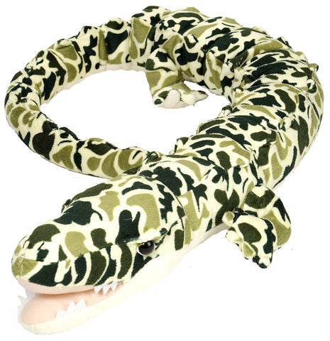 Green Camo Alligator 50""