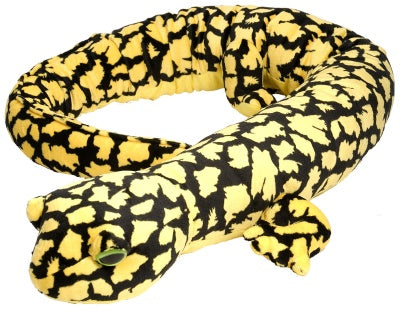 Yellow & Black Salamander 50""