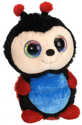 Jellybean the Ladybug (Sweet and Sassy Stuffed Animal Collection)