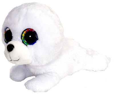 Sweet & Sassy Wildly Colorful Li'l Baby Seal Coconut Cream