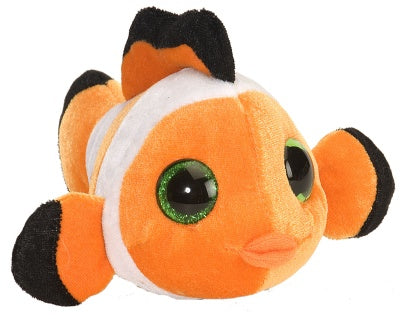 Sweet and Sassy Li'l Clownfish Tangerine