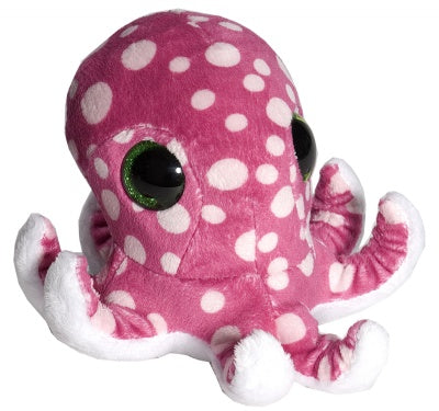 Sweet & sassy Wildly Colorful Li'l Octopus Bubblegum