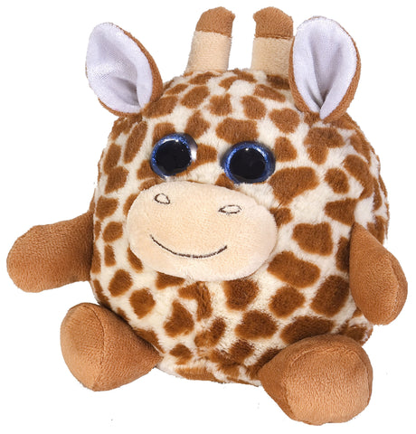 Fuzzball's Giraffe (6-inch Stuffed Animal)