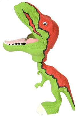 T-rex Green Chompers with Light & Sound