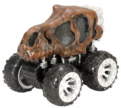 T-Rex Fossil Motor Headz 4x4 Friction Truck