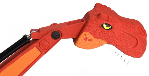 Earth Movers Dino Digger (Red)